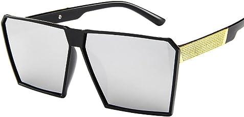 Unisex Sonnenbrille, Zolimx Mode Frauen Mann übergroße quadratische Sonnenbrille Vintage Retro Sonnenbrille Katzen Frauen Sonnenbrille Fall Sonnenbrille Frauen Retro Sonnenbrille FahrräDer