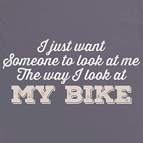 Bike Desire T-Shirt, Herren Anthrazit