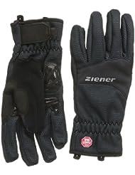 Ziener Diver Windstopper - Guantes de ciclismo para hombre, color negro negro negro Talla:FR : XS-S (talla del fabricante: 7)