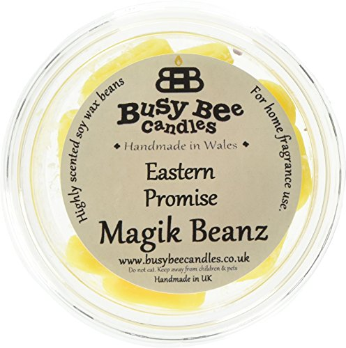Scheda dettagliata Busy Bee Candles Eastern Promise Magik Beanz, Colore: Giallo, Set da 6