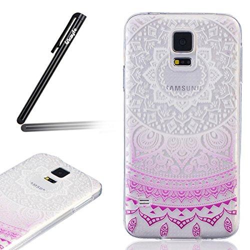 ukayfe-samsung-galaxy-s5-copertura-pittura-gradiente-fiore-design-crystal-clear-shinny-scintillio-bl