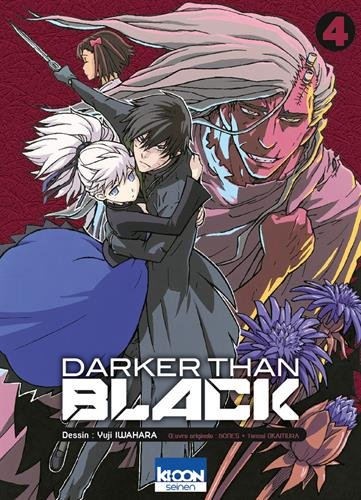 Darker than black Vol.4