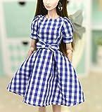 BC-010 Mode magnifique Tenue décontractée, vacances pour la Barbie poupée robes / vêtements /robe de poupée