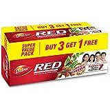 Dabur Red Paste, 600g (Buy 3 Get 1 Free)