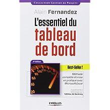 L'essentiel du tableau de bord: Méthode complète et mise en pratique avec Microsoft Excel - suppléments à télécharger sur tableau-de-bord.org.