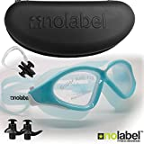 Best Water Goggles - Blue Triathlon Swimming Goggles - Competition Swim Goggles Review