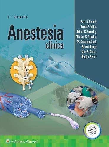 Anestesia clinica (Spanish Language Program)