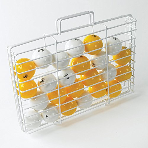 Centrale Cricket Sport Accessori aperto basket Carry gabbia Wire Ball Storage Case