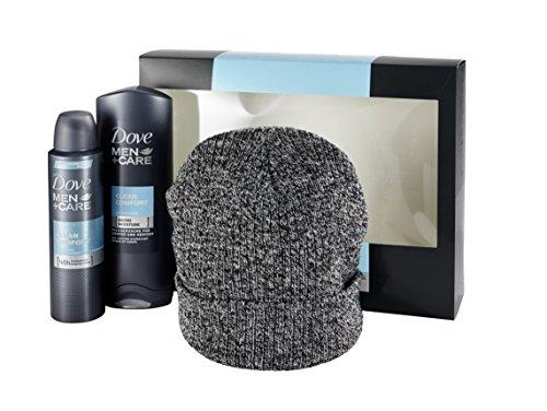 Preisvergleich Produktbild Dove Men+Care Geschenkset Clean Comfort mit Mütze,  1er Pack