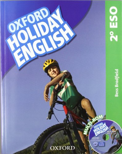 Holiday English 2º ESO: Student's Pack Spanish 3rd Edition (Holiday English Third Edition) - 9780194014519 por Bess Bradfield