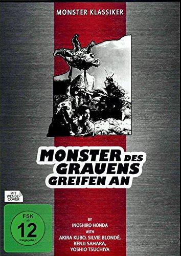 Godzilla : Monster des Grauens greifen an [Monster Klassiker]