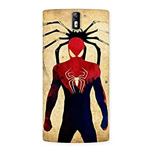 Premium Ready For Web Multicolor Back Case Cover for One Plus One