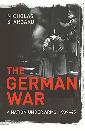 The German War Cover Image