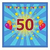FABSUD Gästebuch Geburtstag 50
