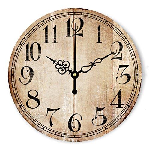 Orologio moderno della parete della decorazione della decorazione della parete silenziosa moderna del grande orologio da parete per la decorazione della parete del salone , 14