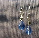 Elegent Women's Silver Earring drops, Hook Earrings,Pendant Earrings.