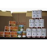 90 Tage Paket (mit Fleischgerichten) Langzeitlebensmittel und Krisenvorsorge