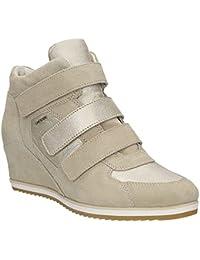 57126f7e2204 Amazon.fr   talon compensé - Geox   Chaussures femme   Chaussures ...