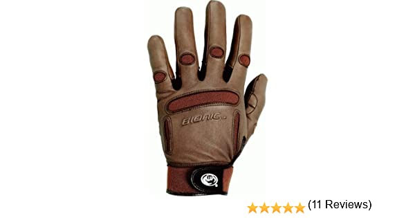Bionic Mens Classic Gardening Gloves Brown Large Amazonco