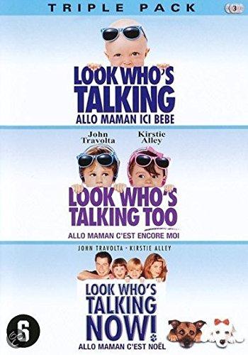 Kuck Mal Wer Da Spricht 1 +2 + 3 - trilogie (3 DVD)