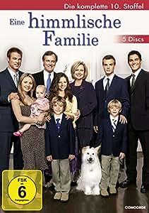 eine himmlische familie die komplette 10 staffel 5 dvds jessica biel stephen. Black Bedroom Furniture Sets. Home Design Ideas
