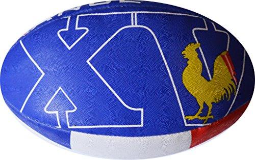 De balón Rugby-Supporter-Francia-Talla