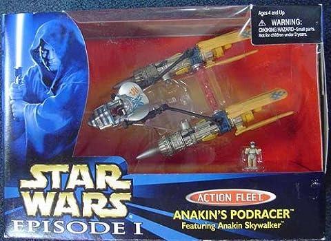 Star Wars Episode 1 - Action Fleet 79050 – Anakin's Podracer feat. Anakin Skywalker (1 Anakin Skywalker Action-figur)