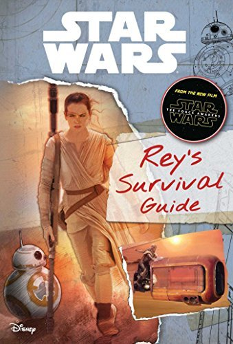 Star Wars: The Force Awakens: Rey's Survival Guide (Replica Journal) by Jason Fry (2015-12-18)