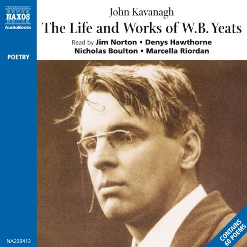 The Life and Works of William Butler Yeats  Audiolibri