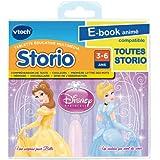 Vtech - 281105 - Storio - E-book animé - Disney Princess