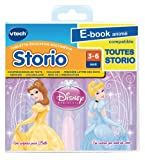 Vtech - 281105 - Storio - E-book animé - Disney Princess