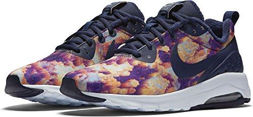 Nike 844890-401, Chaussures de Sport Femme Bleu