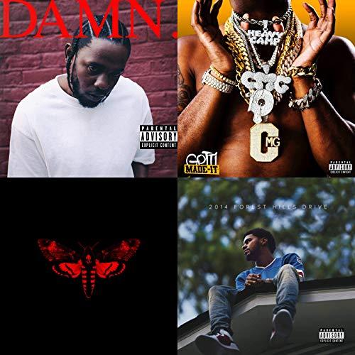... Éxitos actuales de Rap y Hip Hop