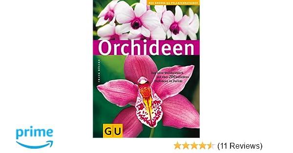 Orchideen (GU Pflanzenratgeber): Amazon.de: Frank Röllke: Bücher