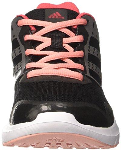 Adidas Damen Duramo 7 Trainingsschuhe Schwarz (core Black / Core Black / Utility Black)