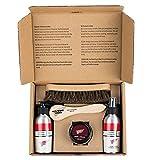 Red Wing Pflege Sets für Glatt und mit Mineralöl Gegerbt Leder - Glatt Veredelt Leder.