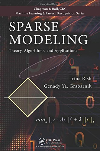 Sparse Modeling: Theory, Algorithms, and Applications