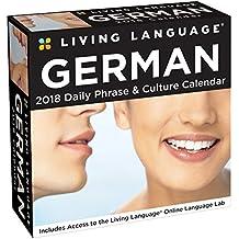 2018 Living Language German D2D Calend