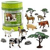 Animal Planet Farm Bucket by Toys R Us