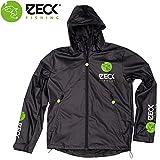 Zeck Rain Jacket - Regenjacke für Angler, Jacke für Wallerangler & Karpfenangler, Angeljacke zum Regenschutz, Anglerjacke, Größe:S