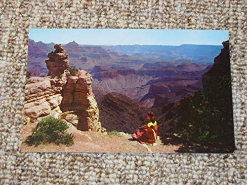 AK Grand Canyon National Park Arizona - View from
