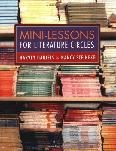 Mini-Lessons for Literature Circles by Harvey