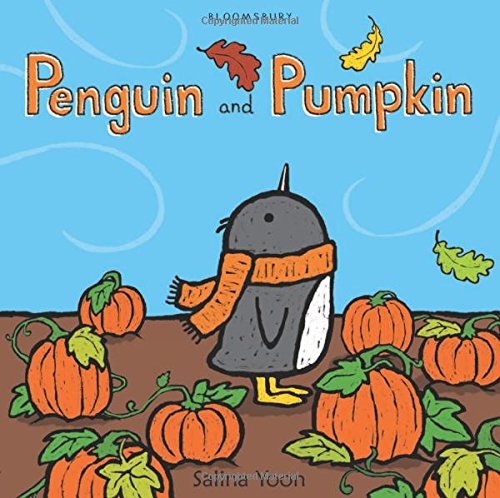 Penguin and Pumpkin por Salina Yoon