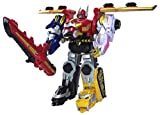 Power Rangers, Personaggio Grande Megazord Gosei, con 5 accessori Zord, dalla serie 'Power Rangers Megaforce' (edizione giapponese)