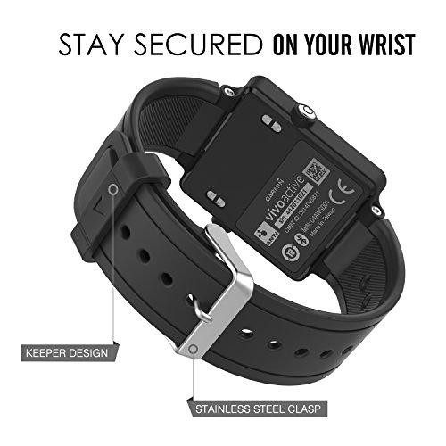 Zoom IMG-2 moko garmin vivoactive watch cinturino
