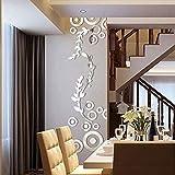 Papel Pintado de la Sala de Estar del Dormitorio (Color : La Plata)