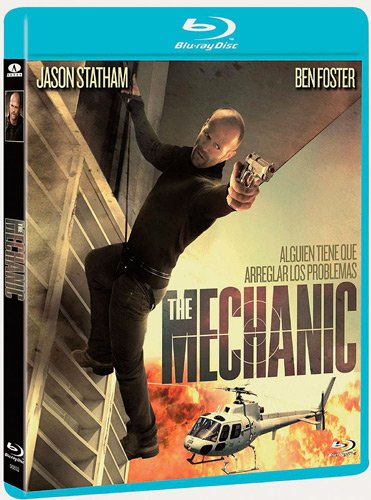 The Mechanic (Blu-Ray) (Import Movie) (European Format - Zone B2) (2012) Jason Statham; Ben Foster; Simon West