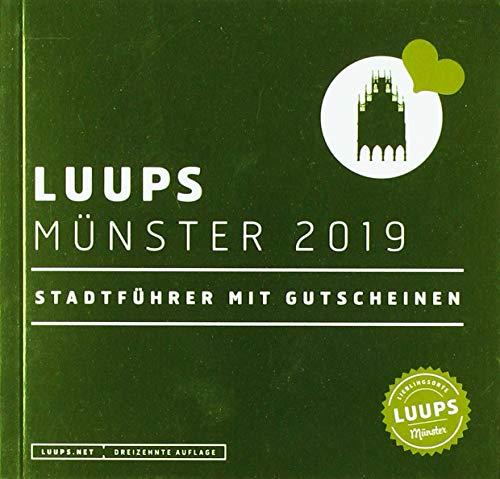 LUUPS Münster 2019: Stadtführer mit Gutscheinen