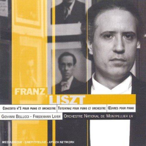 Liszt: Concerto Pour Piano N°1 - Totentanz Pour Piano & Orchestre...
