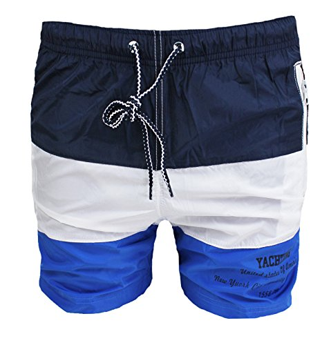 costume-sea-men-bermuda-austar-yachting-blue-white-shorts-pool-slim-fit-boxer-blue-small